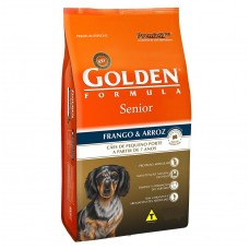 Golden Dog Senior Mini Frango e Arroz 3kg