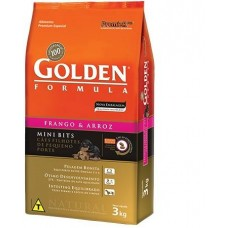 Golden Dog Filhote mini bits 3kg
