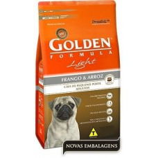 Golden Adulto Light Mini Frango e Arroz 3kg